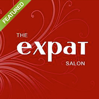 The Expat Salon logo