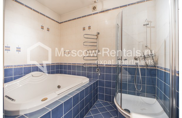 """Photo #15 4-room (3 BR) apartment for <a href=""""http://moscow-rentals.ru/en/articles/long-term-rent"""" target=""""_blank"""">a long-term</a> rent  in Russia, Moscow, Krasnoproletarskaya str, 7"""