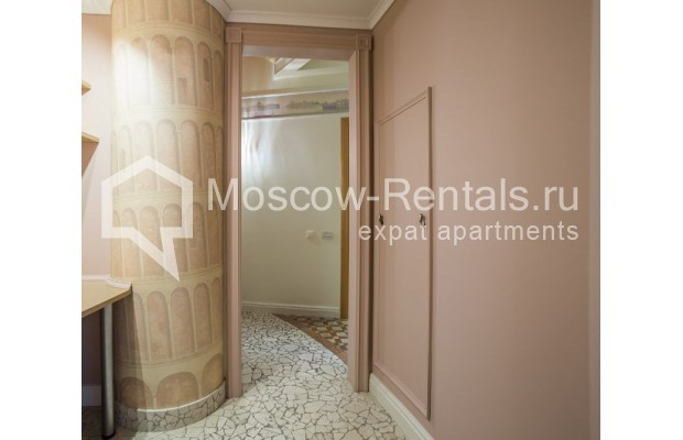 """Photo #13 3-room (2 BR) apartment for <a href=""""http://moscow-rentals.ru/en/articles/long-term-rent"""" target=""""_blank"""">a long-term</a> rent  in Russia, Moscow, Serafimovicha str, 2"""