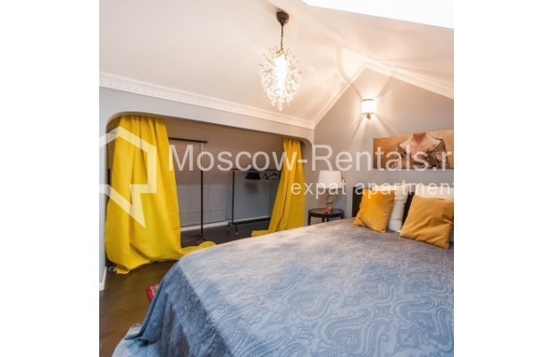 """Photo #9 4-room (3 BR) apartment for <a href=""""http://moscow-rentals.ru/en/articles/long-term-rent"""" target=""""_blank"""">a long-term</a> rent  in Russia, Moscow, Nashchokinskyi lane, 5С5"""