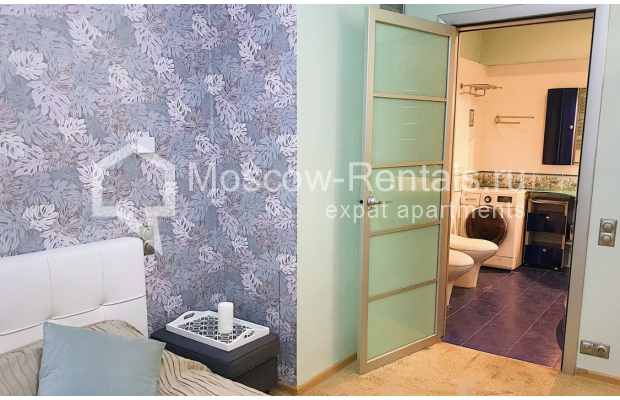 """Photo #8 4-room (3 BR) apartment for <a href=""""http://moscow-rentals.ru/en/articles/long-term-rent"""" target=""""_blank"""">a long-term</a> rent  in Russia, Moscow, Novinskyi blv, 18 С 1"""