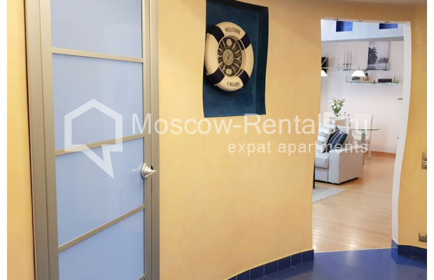 """Photo #5 4-room (3 BR) apartment for <a href=""""http://moscow-rentals.ru/en/articles/long-term-rent"""" target=""""_blank"""">a long-term</a> rent  in Russia, Moscow, Novinskyi blv, 18 С 1"""