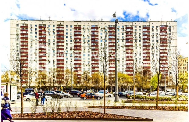 """Photo #15 4-room (3 BR) apartment for <a href=""""http://moscow-rentals.ru/en/articles/long-term-rent"""" target=""""_blank"""">a long-term</a> rent  in Russia, Moscow, Smolenskyi blv, 6-8"""