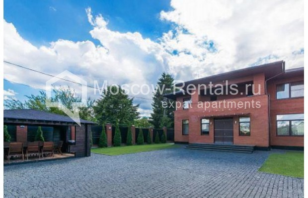 Photo #2 House for sale in Russia, Moscow, Odintsovo district, village Usovo