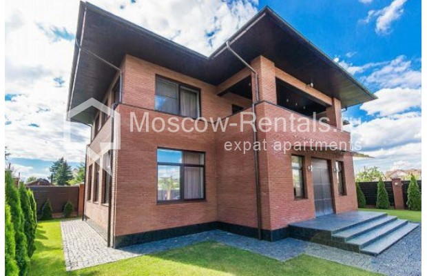 Photo #3 House for sale in Russia, Moscow, Odintsovo district, village Usovo