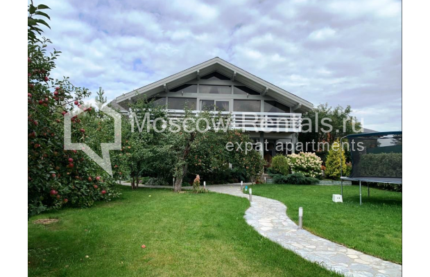 Photo #1 House for sale in Russia, Moscow, Odintsovo district, Podushkino village