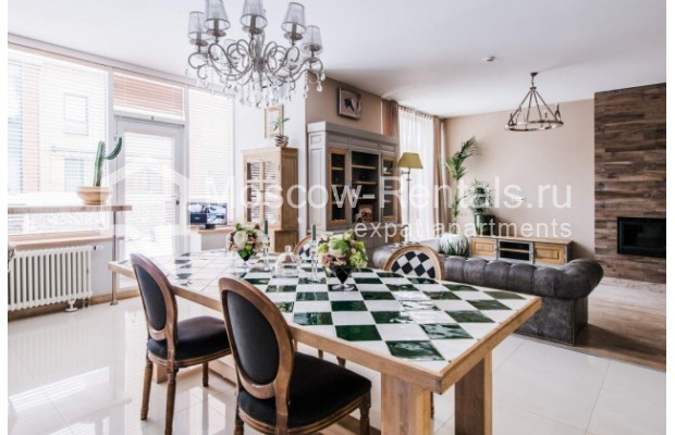 Photo #3 Townhouse for sale in Russia, Moscow, Odintsovo district, Rozhdestvenno village, Barvikha Club