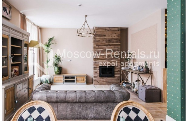Photo #2 Townhouse for sale in Russia, Moscow, Odintsovo district, Rozhdestvenno village, Barvikha Club