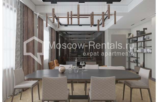 Photo #2 5-room (4 BR) apartment for sale in Russia, Moscow, Fadeeva str, 4А