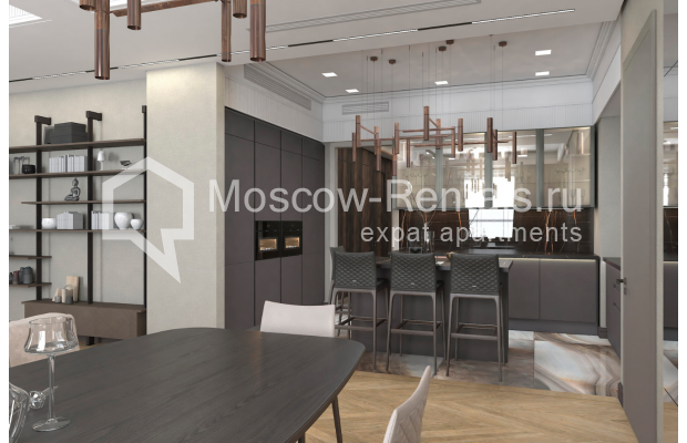 Photo #3 5-room (4 BR) apartment for sale in Russia, Moscow, Fadeeva str, 4А