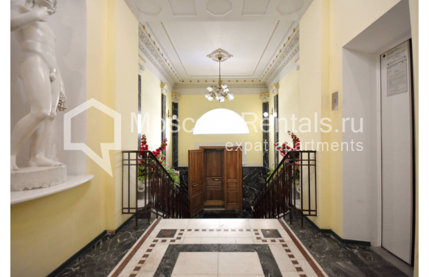 Photo #25 4-room (3 BR) apartment for sale in Russia, Moscow, Sivtsev Vrazhek lane, 44/28