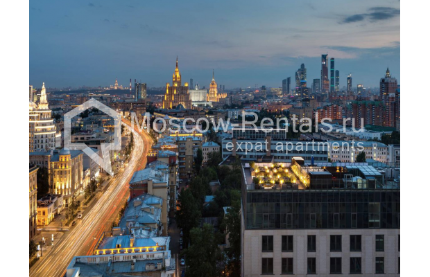 Photo #1 4-room (3 BR) apartment for sale in Russia, Moscow, B. Sadovaya str, 5к2