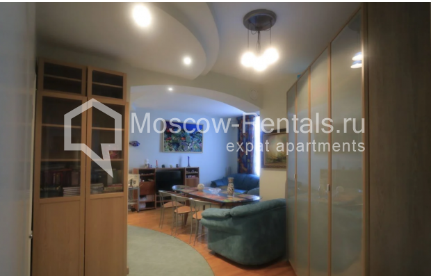 """Photo #8 3-room (2 BR) apartment for <a href=""""http://moscow-rentals.ru/en/articles/long-term-rent"""" target=""""_blank"""">a long-term</a> rent  in Russia, Moscow, Nikitskyi blv, 7Б"""