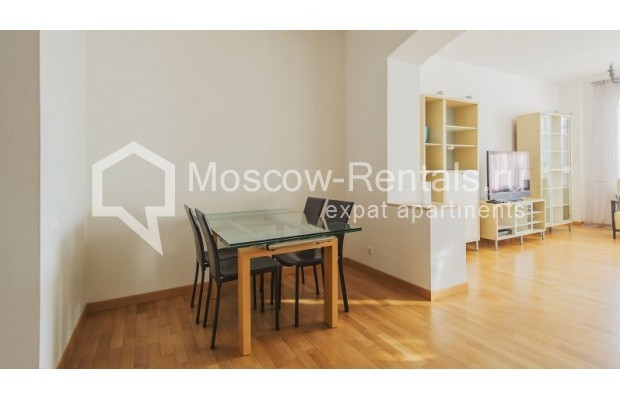 """Photo #2 3-room (2 BR) apartment for <a href=""""http://moscow-rentals.ru/en/articles/long-term-rent"""" target=""""_blank"""">a long-term</a> rent  in Russia, Moscow, Denezhnyi lane, 22"""