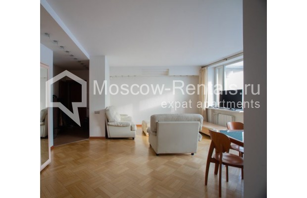 """Photo #1 3-room (2 BR) apartment for <a href=""""http://moscow-rentals.ru/en/articles/long-term-rent"""" target=""""_blank"""">a long-term</a> rent  in Russia, Moscow, B. Bronnaya str, 2/6"""