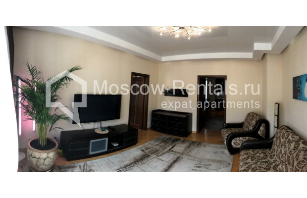 """Photo #2 3-room (2 BR) apartment for <a href=""""http://moscow-rentals.ru/en/articles/long-term-rent"""" target=""""_blank"""">a long-term</a> rent  in Russia, Moscow, Gazetnyi lane, 1/12"""