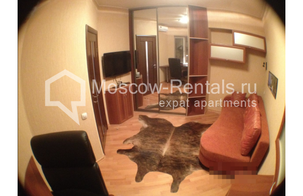 """Photo #8 3-room (2 BR) apartment for <a href=""""http://moscow-rentals.ru/en/articles/long-term-rent"""" target=""""_blank"""">a long-term</a> rent  in Russia, Moscow, Gazetnyi lane, 1/12"""