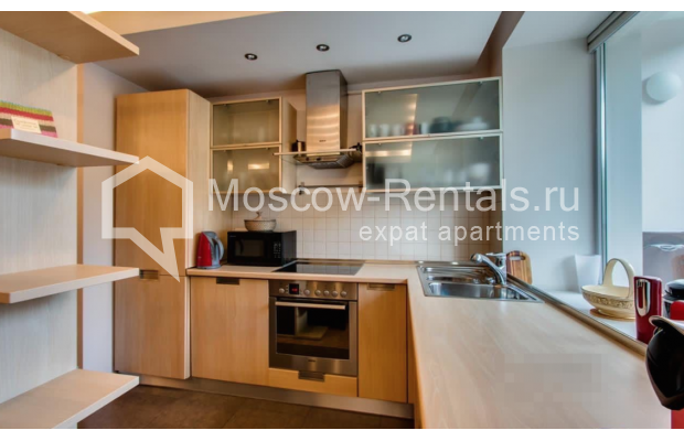 """Photo #3 3-room (2 BR) apartment for <a href=""""http://moscow-rentals.ru/en/articles/long-term-rent"""" target=""""_blank"""">a long-term</a> rent  in Russia, Moscow, Nikitskyi blv, 17"""