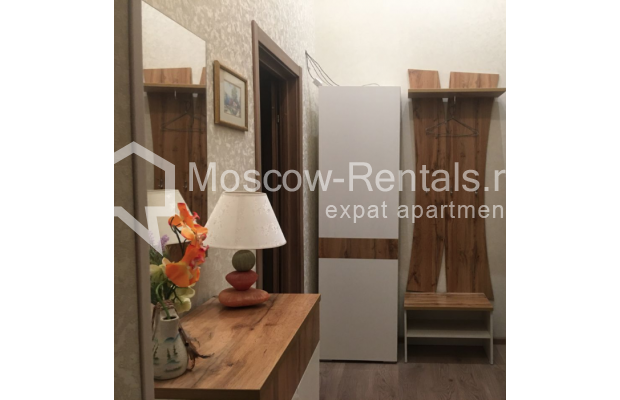 """Photo #9 3-room (2 BR) apartment for <a href=""""http://moscow-rentals.ru/en/articles/long-term-rent"""" target=""""_blank"""">a long-term</a> rent  in Russia, Moscow, Chistyi lane, 5А"""