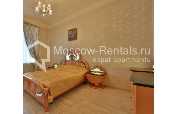 """Photo #5 4-room (3 BR) apartment for <a href=""""http://moscow-rentals.ru/en/articles/long-term-rent"""" target=""""_blank"""">a long-term</a> rent  in Russia, Moscow, M. Kakovinskyi lane, 3"""