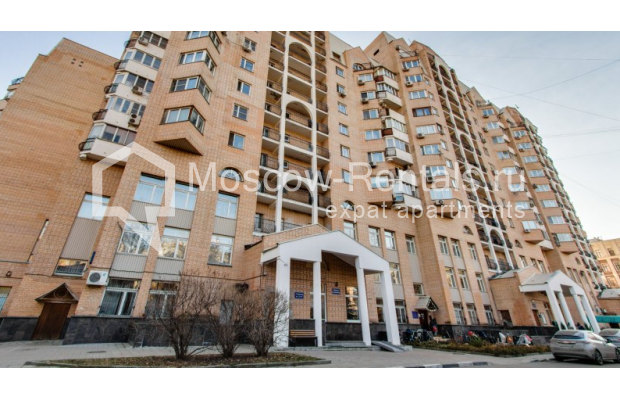 """Photo #17 3-room (2 BR) apartment for <a href=""""http://moscow-rentals.ru/en/articles/long-term-rent"""" target=""""_blank"""">a long-term</a> rent  in Russia, Moscow, Zoologicheskaya str, 26С2"""