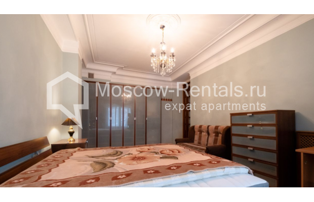"""Photo #11 3-room (2 BR) apartment for <a href=""""http://moscow-rentals.ru/en/articles/long-term-rent"""" target=""""_blank"""">a long-term</a> rent  in Russia, Moscow, B. Gruzinskaya str, 36С3"""