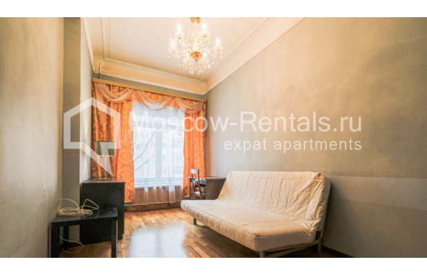 """Photo #12 3-room (2 BR) apartment for <a href=""""http://moscow-rentals.ru/en/articles/long-term-rent"""" target=""""_blank"""">a long-term</a> rent  in Russia, Moscow, B. Gruzinskaya str, 36С3"""