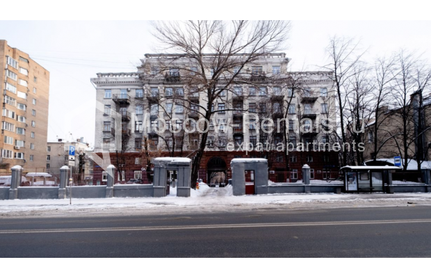 """Photo #18 3-room (2 BR) apartment for <a href=""""http://moscow-rentals.ru/en/articles/long-term-rent"""" target=""""_blank"""">a long-term</a> rent  in Russia, Moscow, B. Gruzinskaya str, 36С3"""