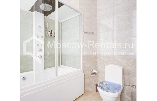 """Photo #11 4-room (3 BR) apartment for <a href=""""http://moscow-rentals.ru/en/articles/long-term-rent"""" target=""""_blank"""">a long-term</a> rent  in Russia, Moscow, Sadovaya-Chernogryazskaya str, 3БС1"""
