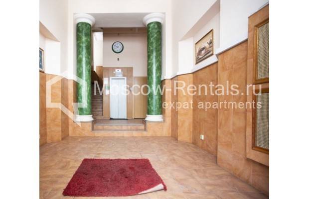 """Photo #14 4-room (3 BR) apartment for <a href=""""http://moscow-rentals.ru/en/articles/long-term-rent"""" target=""""_blank"""">a long-term</a> rent  in Russia, Moscow, Sadovaya-Chernogryazskaya str, 3БС1"""