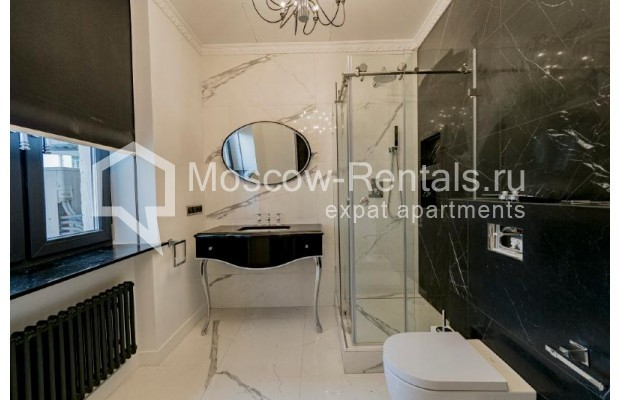 """Photo #31 4-room (3 BR) apartment for <a href=""""http://moscow-rentals.ru/en/articles/long-term-rent"""" target=""""_blank"""">a long-term</a> rent  in Russia, Moscow, Trubnikovskyi lane, 11"""