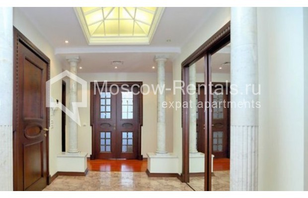 """Photo #4 5-room (4 BR) apartment for <a href=""""http://moscow-rentals.ru/en/articles/long-term-rent"""" target=""""_blank"""">a long-term</a> rent  in Russia, Moscow, Spiridonovka str, 36С1"""