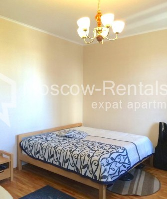 """Photo #2 4-room (3 BR) apartment for <a href=""""http://moscow-rentals.ru/en/articles/long-term-rent"""" target=""""_blank"""">a long-term</a> rent  in Russia, Moscow, Trubnikovsky lane, 11"""