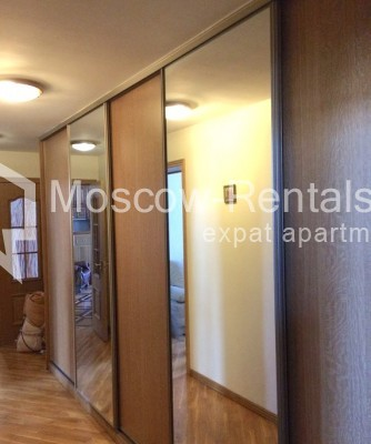 """Photo #10 4-room (3 BR) apartment for <a href=""""http://moscow-rentals.ru/en/articles/long-term-rent"""" target=""""_blank"""">a long-term</a> rent  in Russia, Moscow, Trubnikovsky lane, 11"""