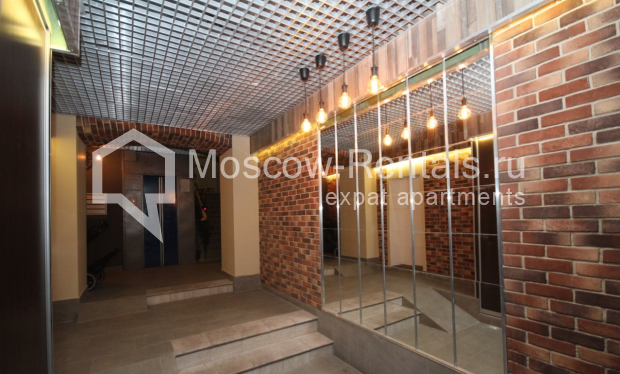 """Photo #14 4-room (3 BR) apartment for <a href=""""http://moscow-rentals.ru/en/articles/long-term-rent"""" target=""""_blank"""">a long-term</a> rent  in Russia, Moscow, Milyutinsky lane,  19/4С1"""