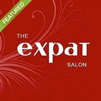 The Expat Salon logo